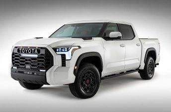 Con ustedes, la nueva Toyota Tundra