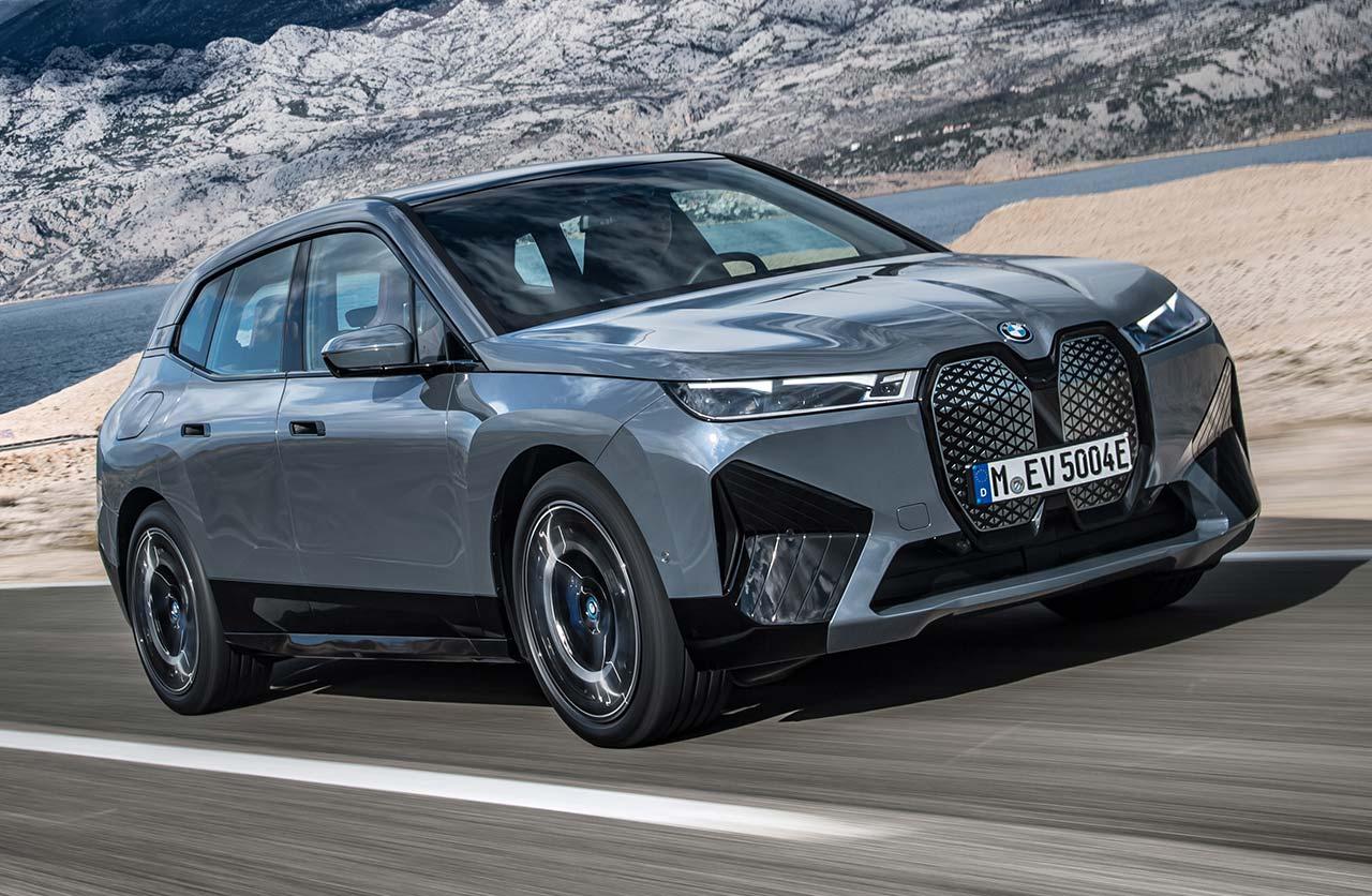 Dos nuevos eléctricos para BMW