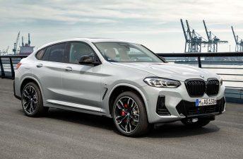 BMW X3 y X4: nuevo diseño y otros cambios