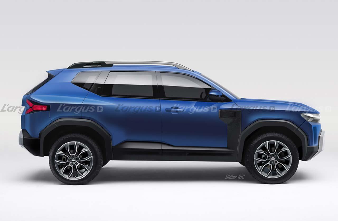 Futura Renault Duster 2024