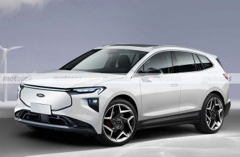 Ford prepara un nuevo SUV eléctrico