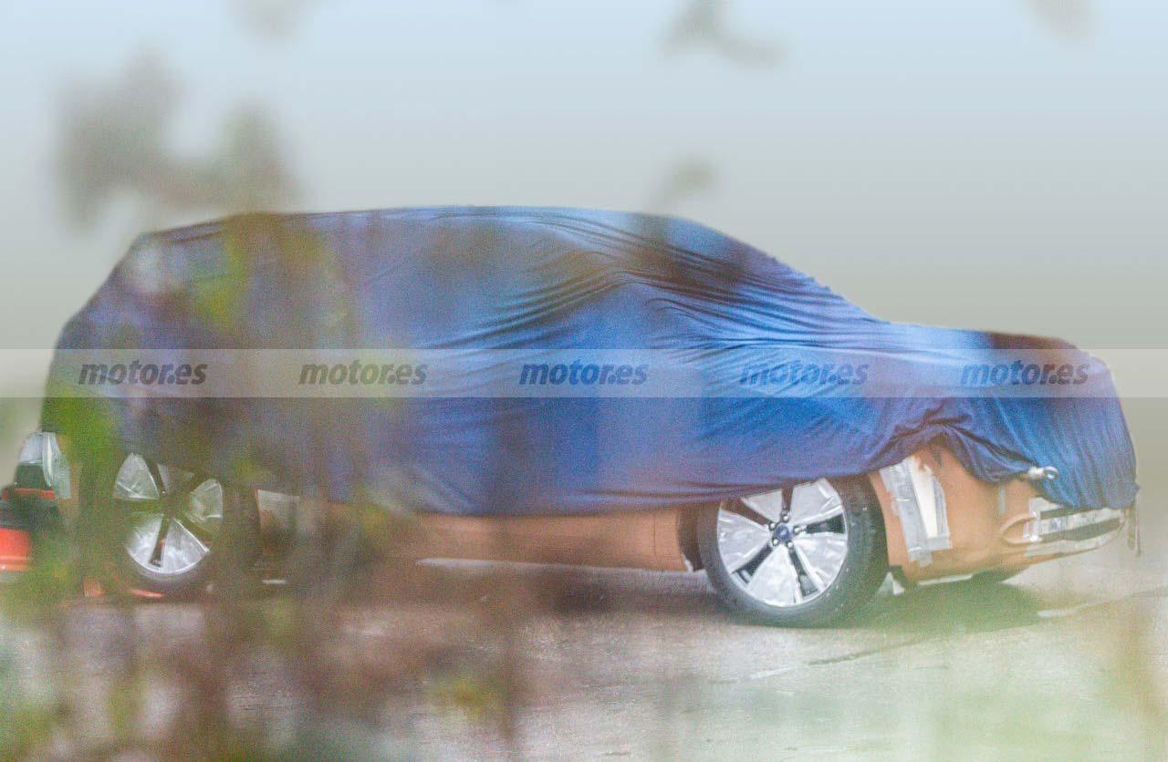 Nuevo SUV eléctrico Ford