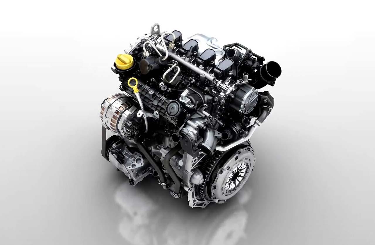 Nuevo motor turbo Renault