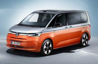 Volkswagen Multivan, con la herencia de la Kombi