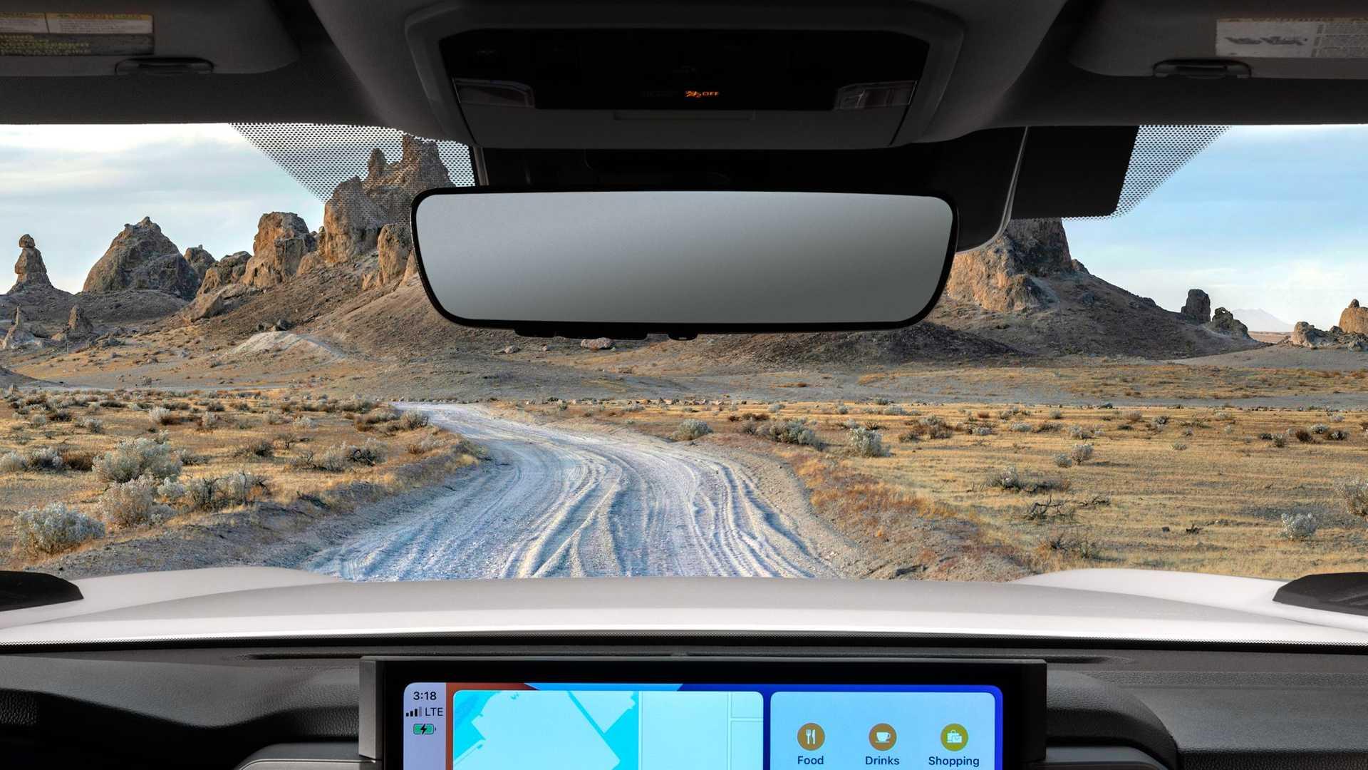 Interior nueva Toyota Tundra 2022