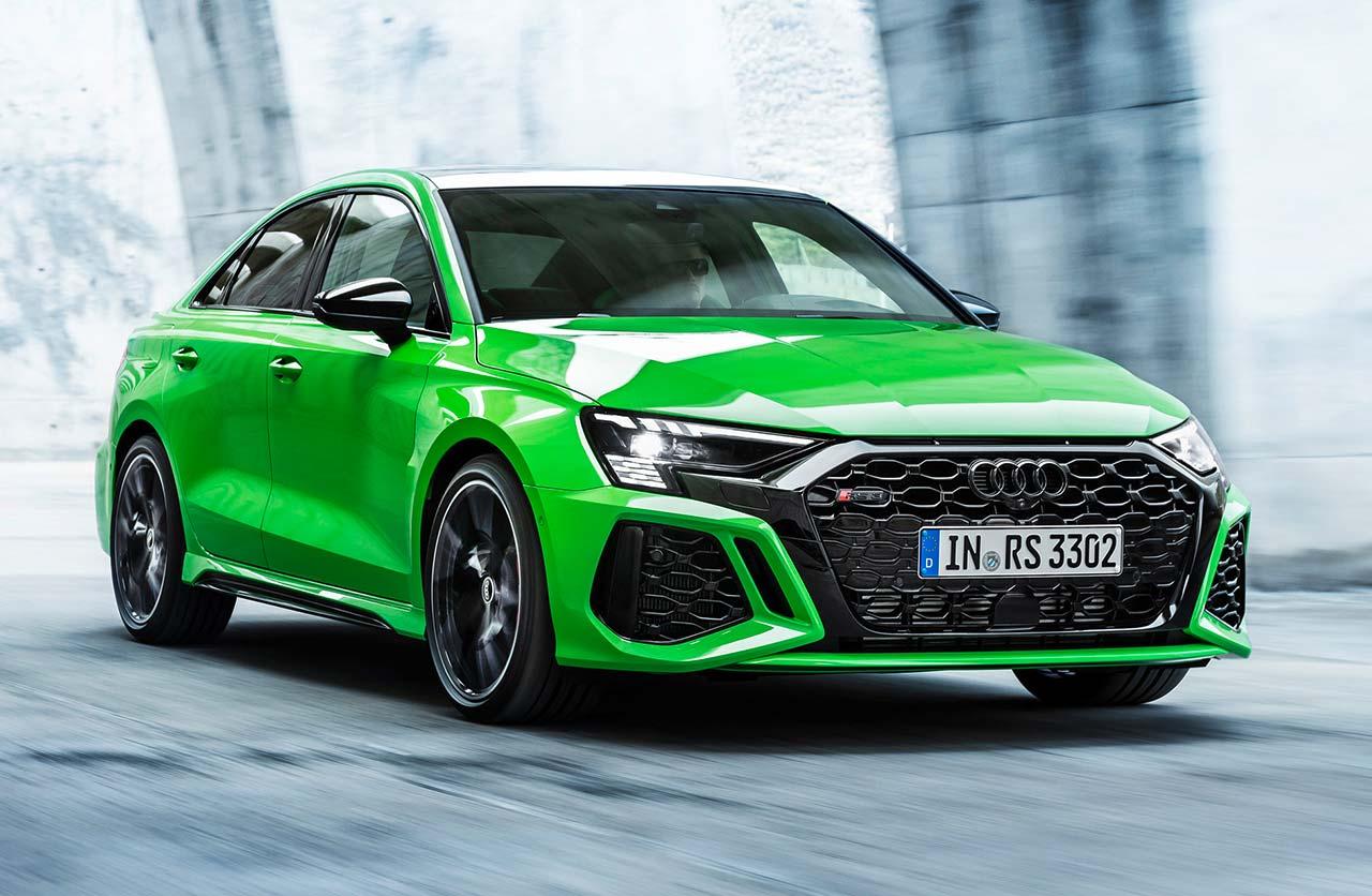 Así es el nuevo Audi RS 3