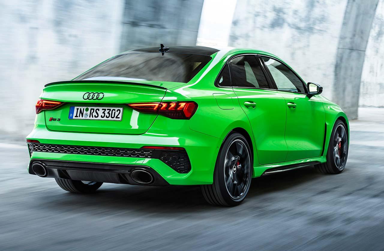 Nuevo Audi RS3 2022 Sedán