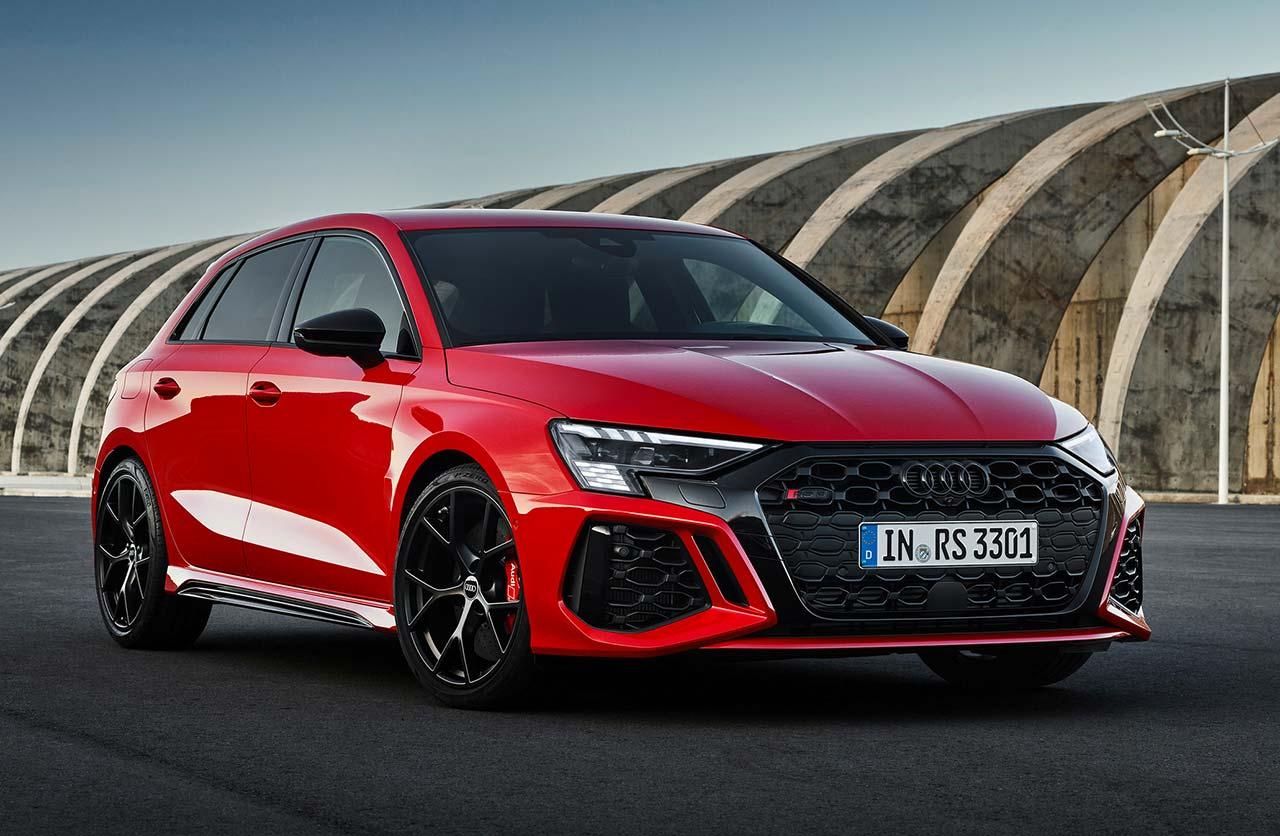 Nuevo Audi RS3 2022 Sportback