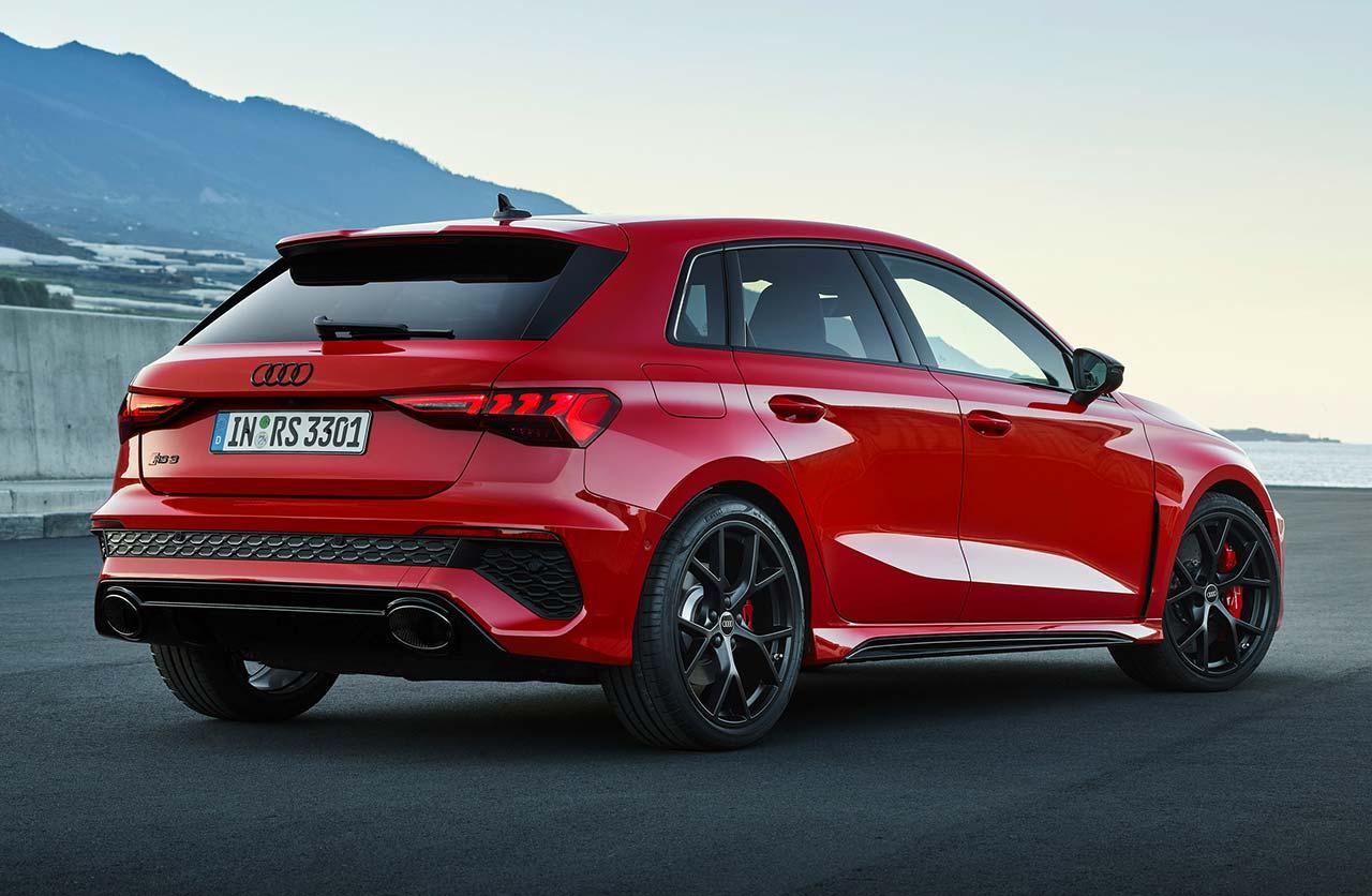 Nuevo Audi RS3 2022