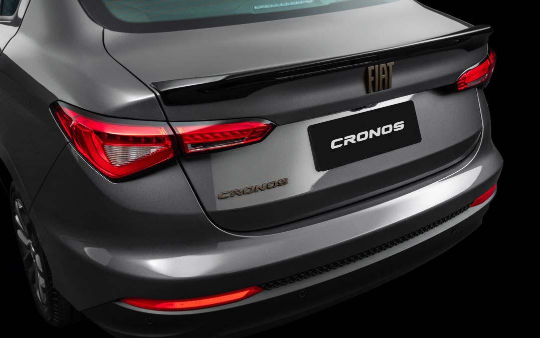 Fiat Cronos S-Design 2022