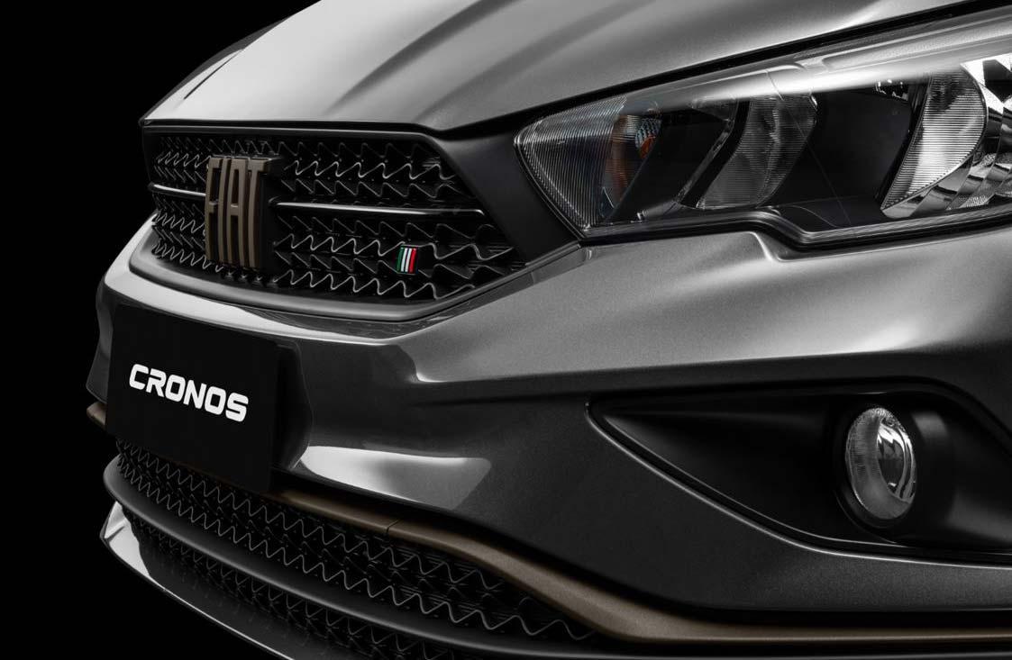 Nuevo Fiat Cronos S-Design 2022