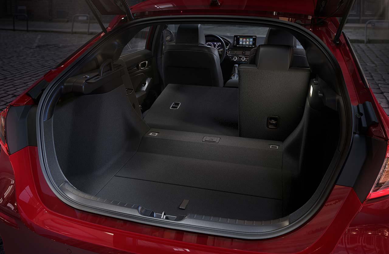 Baúl Nuevo Honda Civic Hatchback 2022