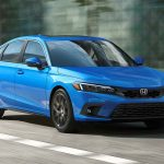 El nuevo Honda Civic, también hatchback
