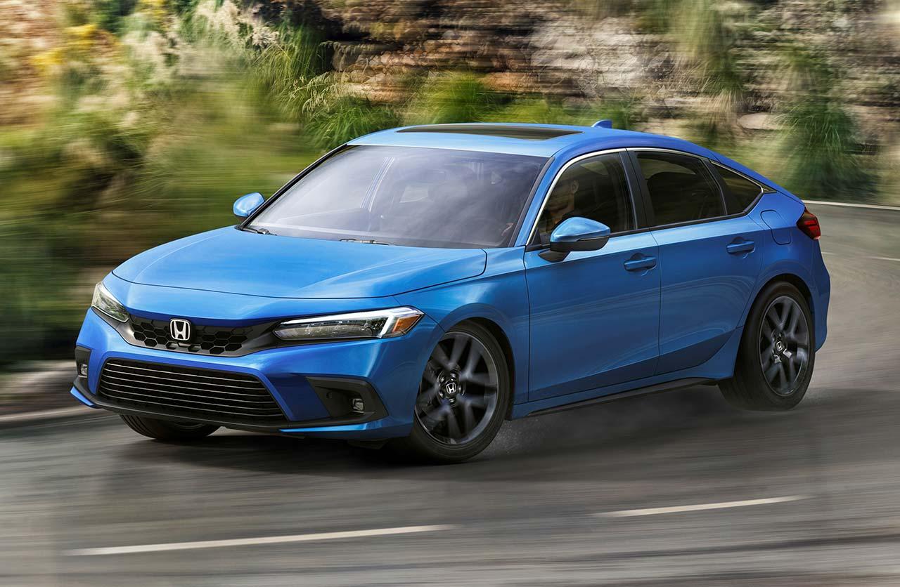 Nuevo Honda Civic Hatchback 2022