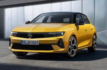 Nueva generación para el Opel Astra