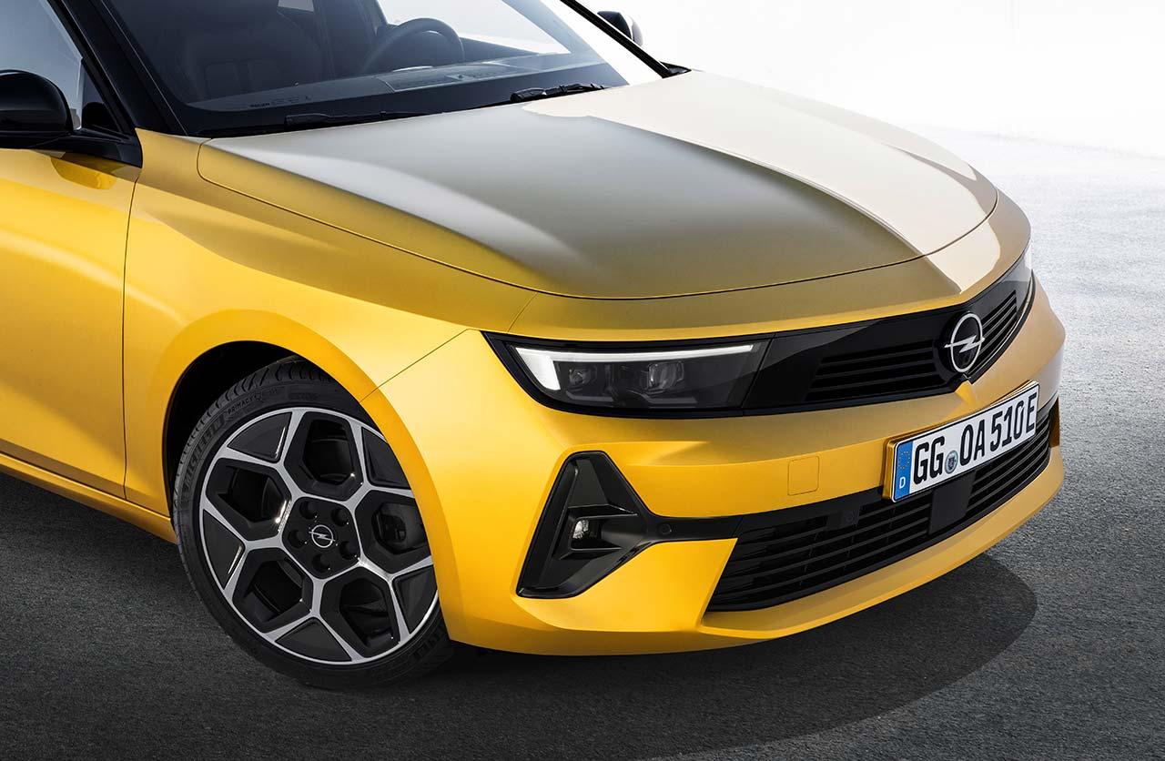 Nuevo Opel Astra 2022