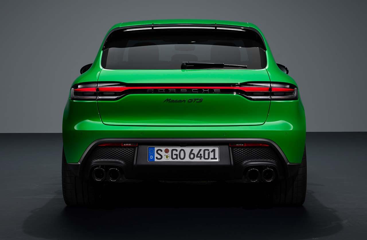 Nuevo Porsche Macan 2022
