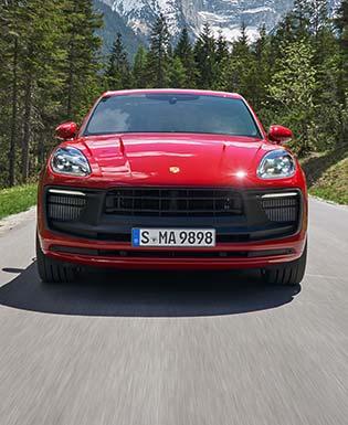 Con ustedes, el nuevo Porsche Macan