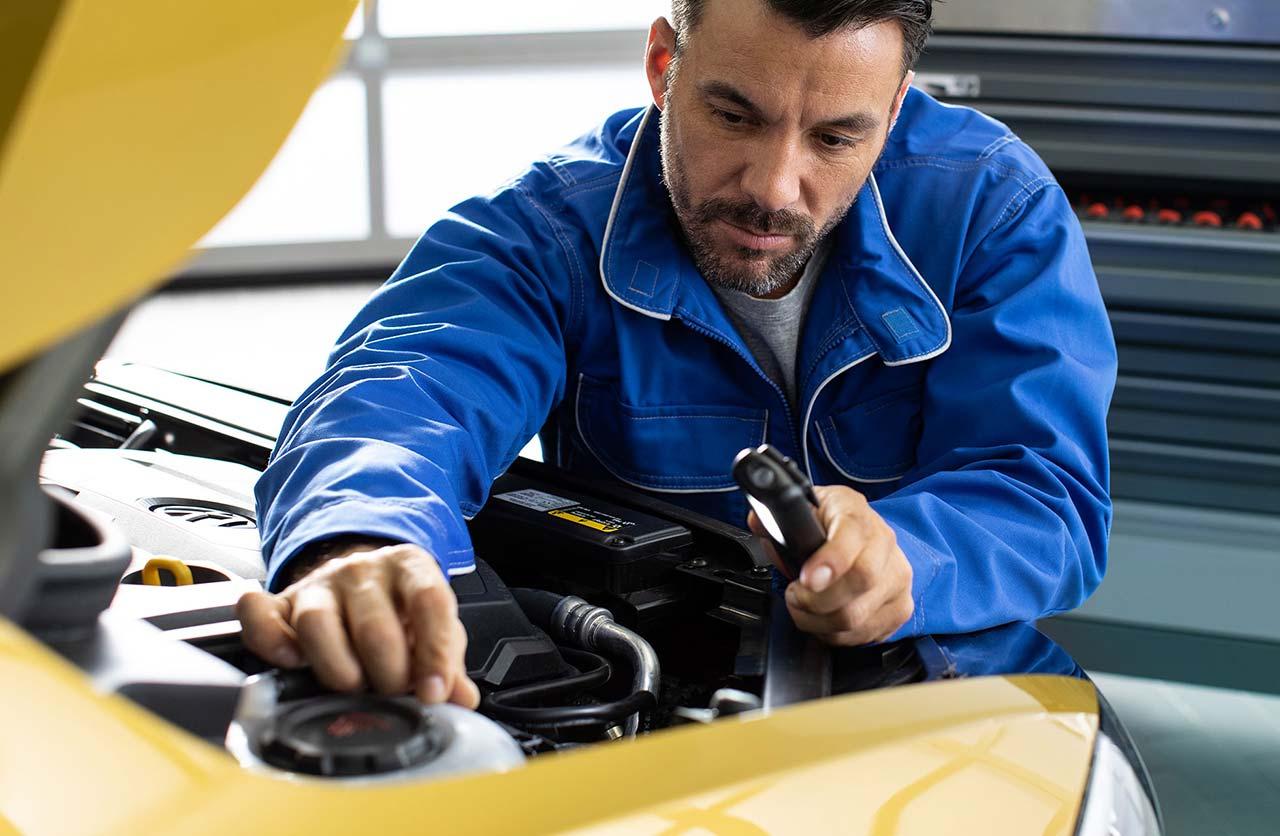 Volkswagen ofrece el service sin costo incluido de serie en todos sus autos