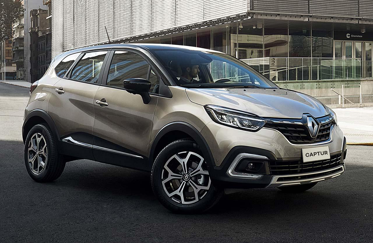 Las novedades del Renault Captur 2022