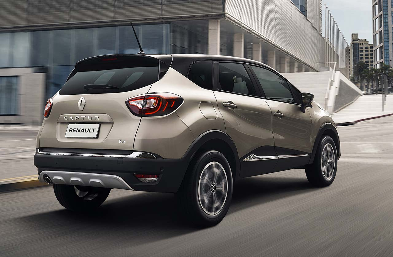 Renault Captur 2022 motor turbo