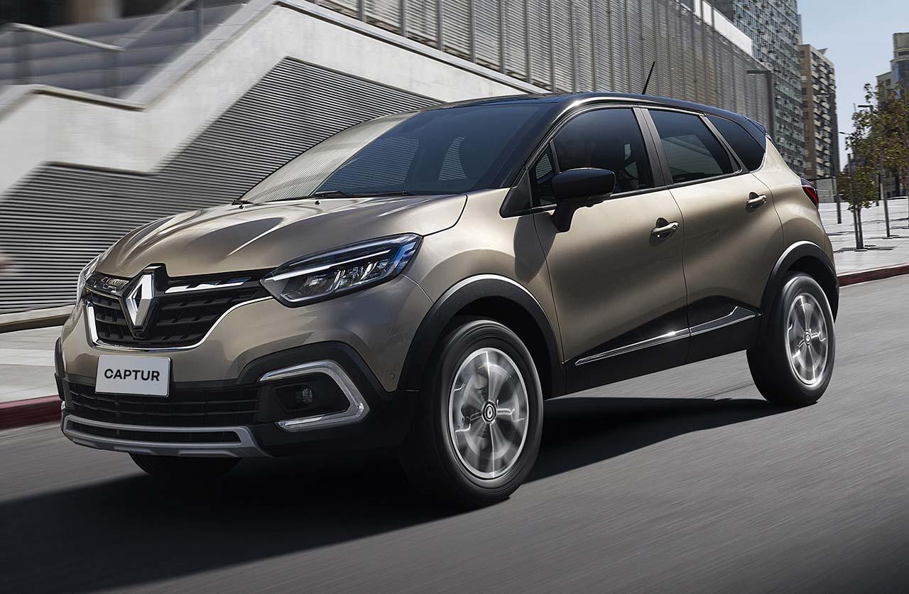 Renault Captur 2022 Argentina