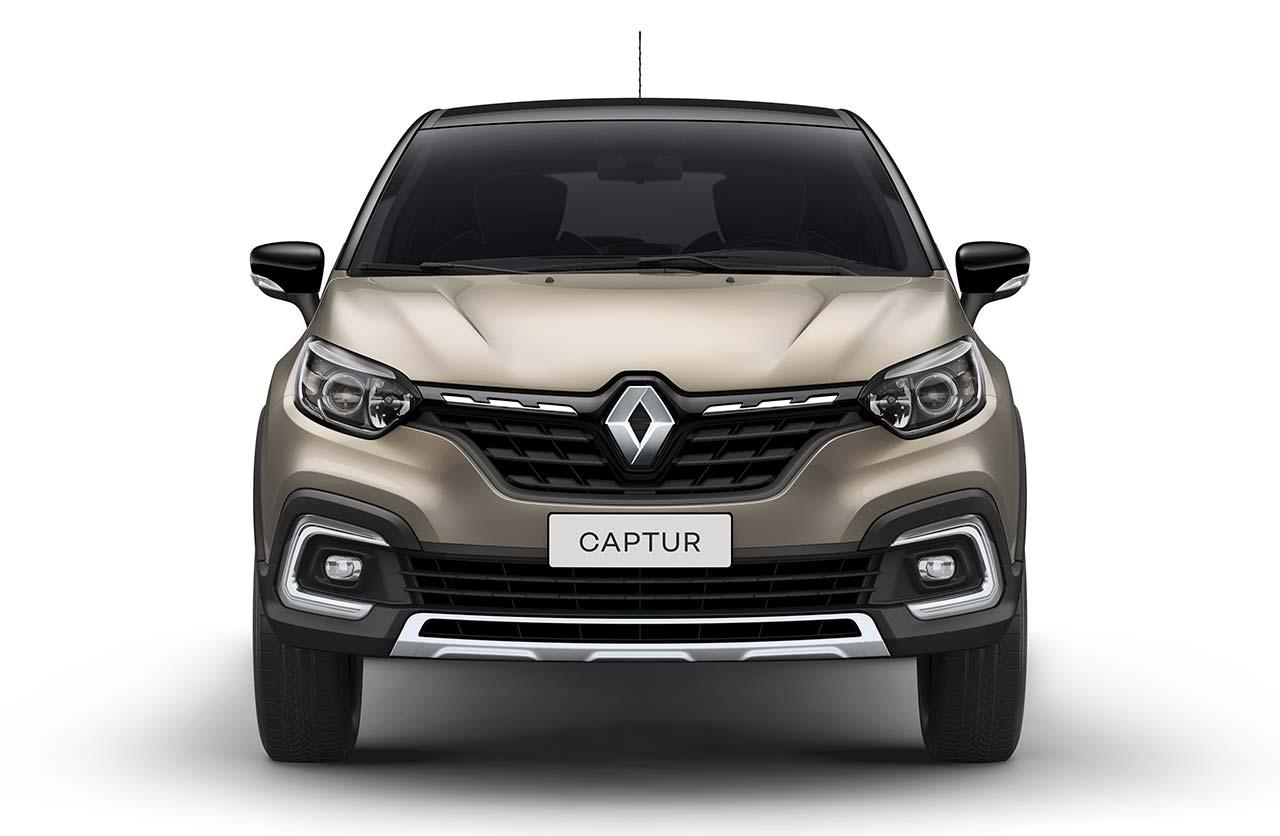 Nuevo Renault Captur 2022
