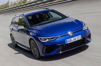 Volkswagen Golf R Variant: espacio y potencia