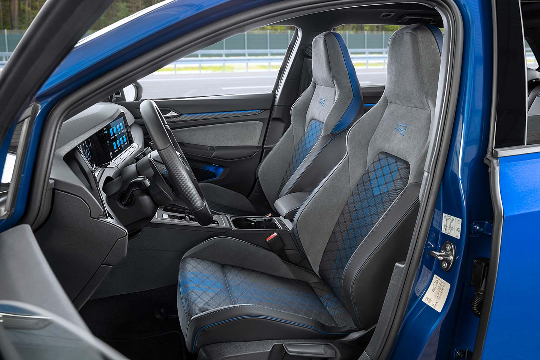 Interior nuevo Volkswagen Golf R Variant 2022