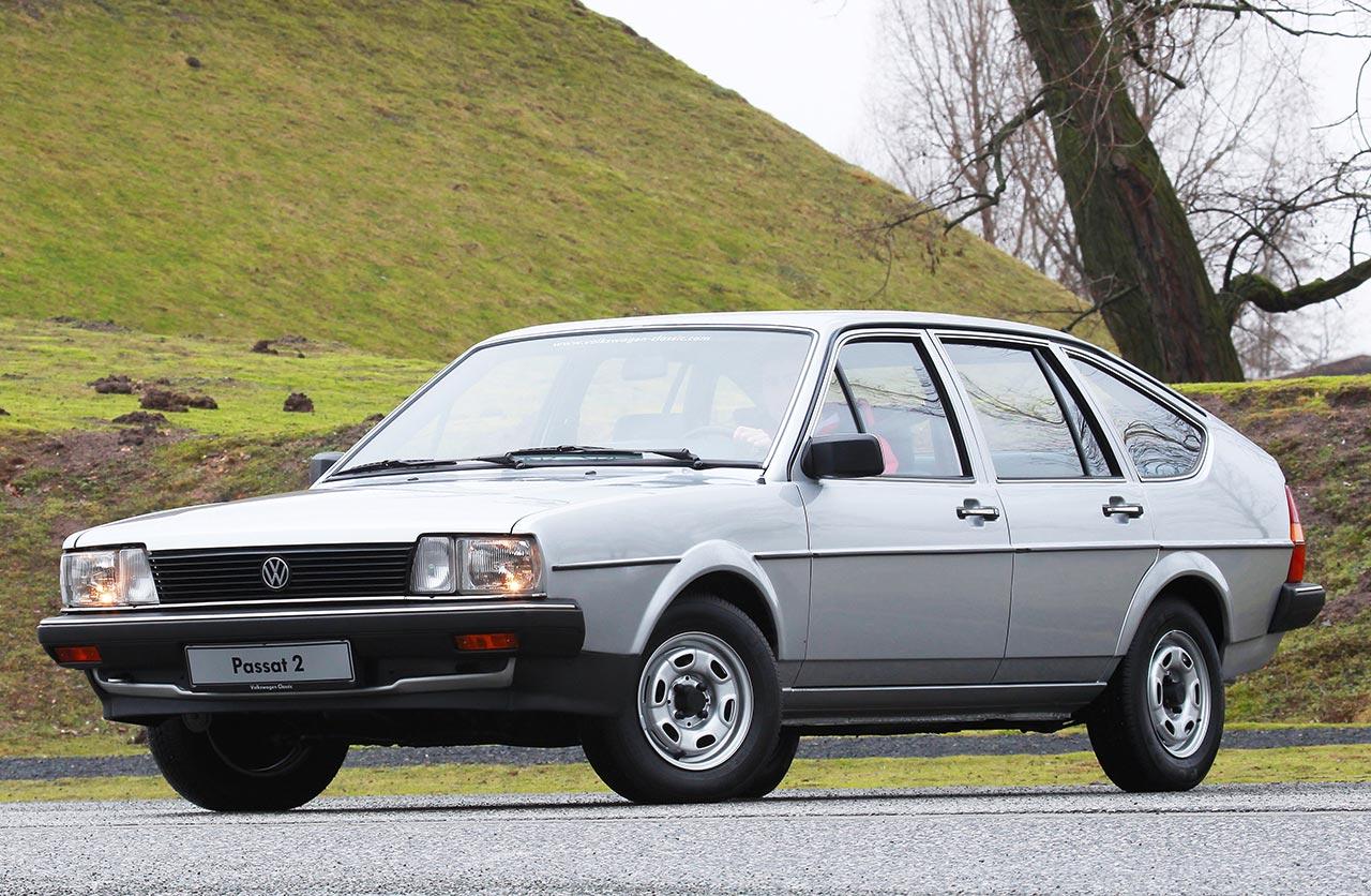 Volkswagen Passat segunda generación