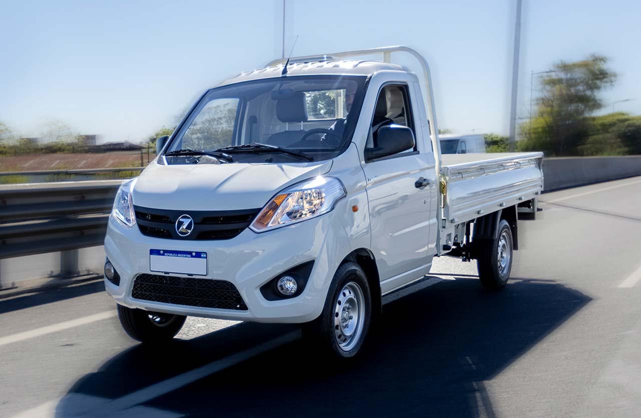 Zanella lanzó el camión Z-Truck