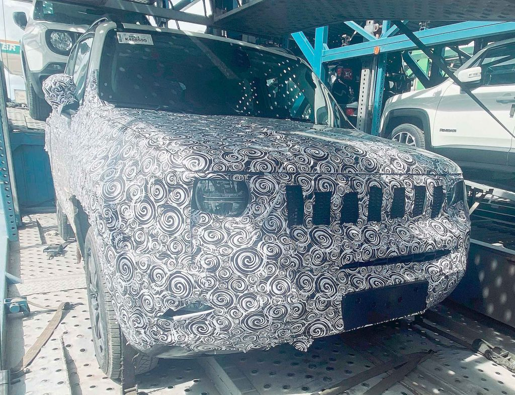 Jeep Renegade restyling