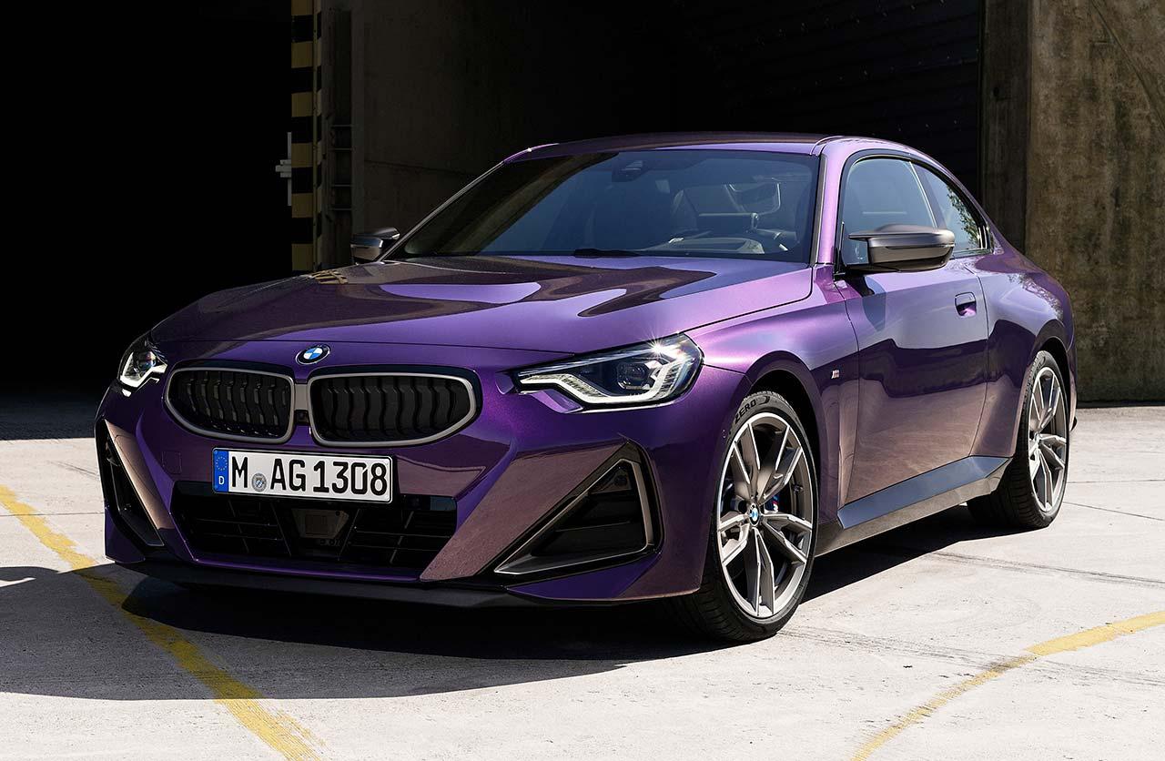 En Argentina en 2022: así es el nuevo BMW Serie 2 Coupé