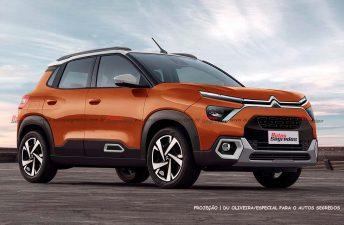 Se viene el nuevo Citroën C3