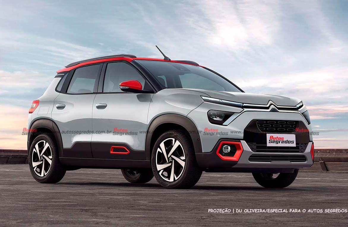 Más sobre el próximo Citroën C3 regional