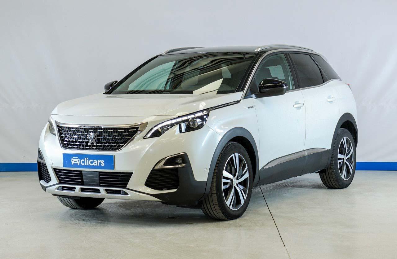¿Dónde comprar un Peugeot 3008 de segunda mano bueno?