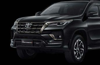 Toyota SW4: también GR Sport
