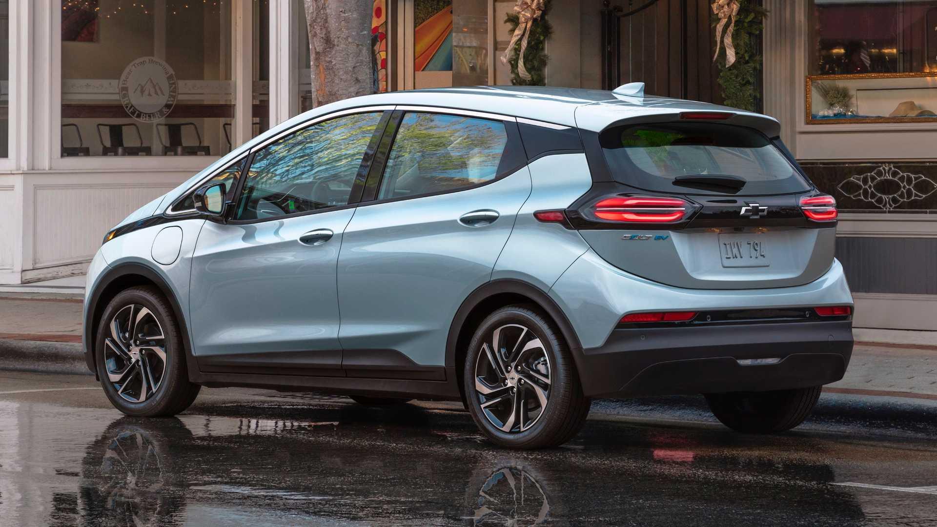 Nuevo Chevrolet Bolt EV 2022