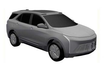 ¿Se viene el Chevrolet Equinox eléctrico?