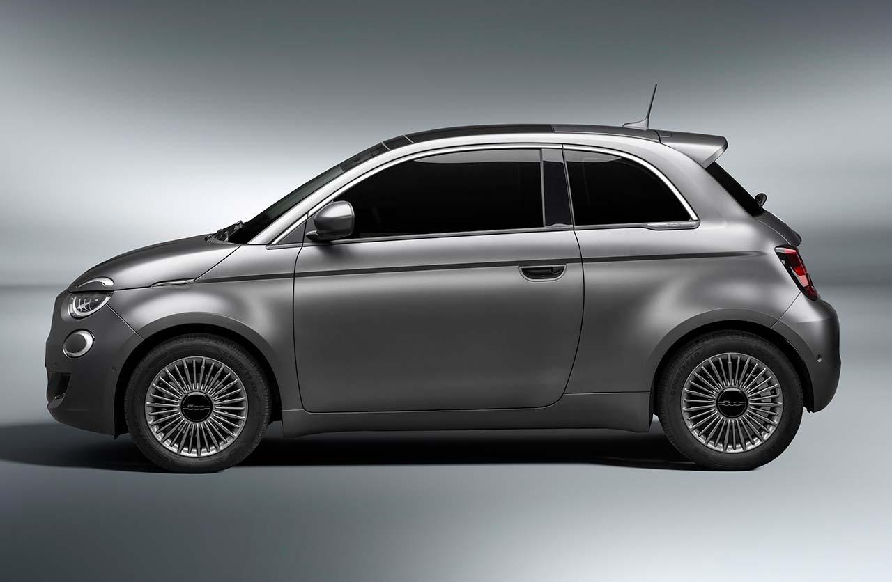 Fiat 500e eléctrico