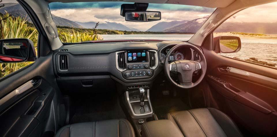 Interior Holden Colorado - S10 Z71