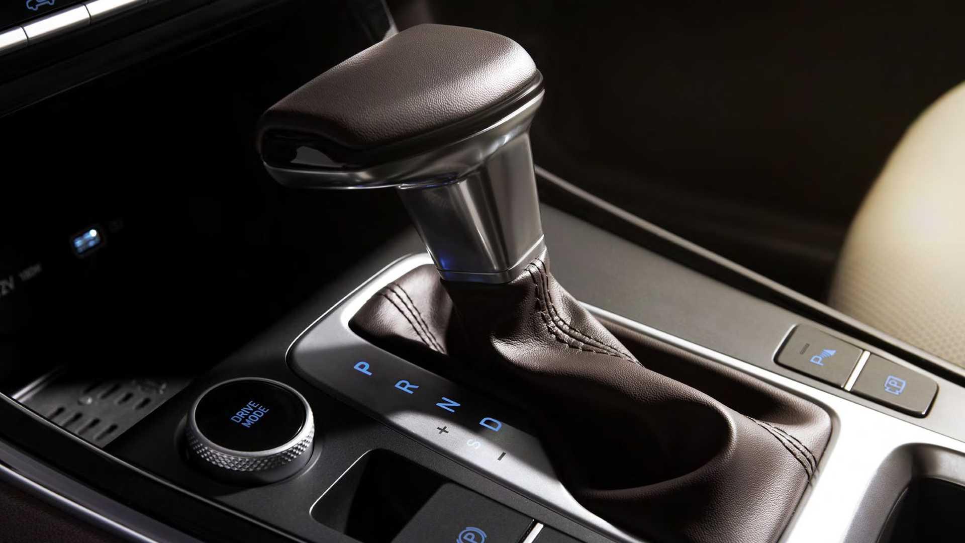 Caja automática Nuevo Hyundai Creta 2022