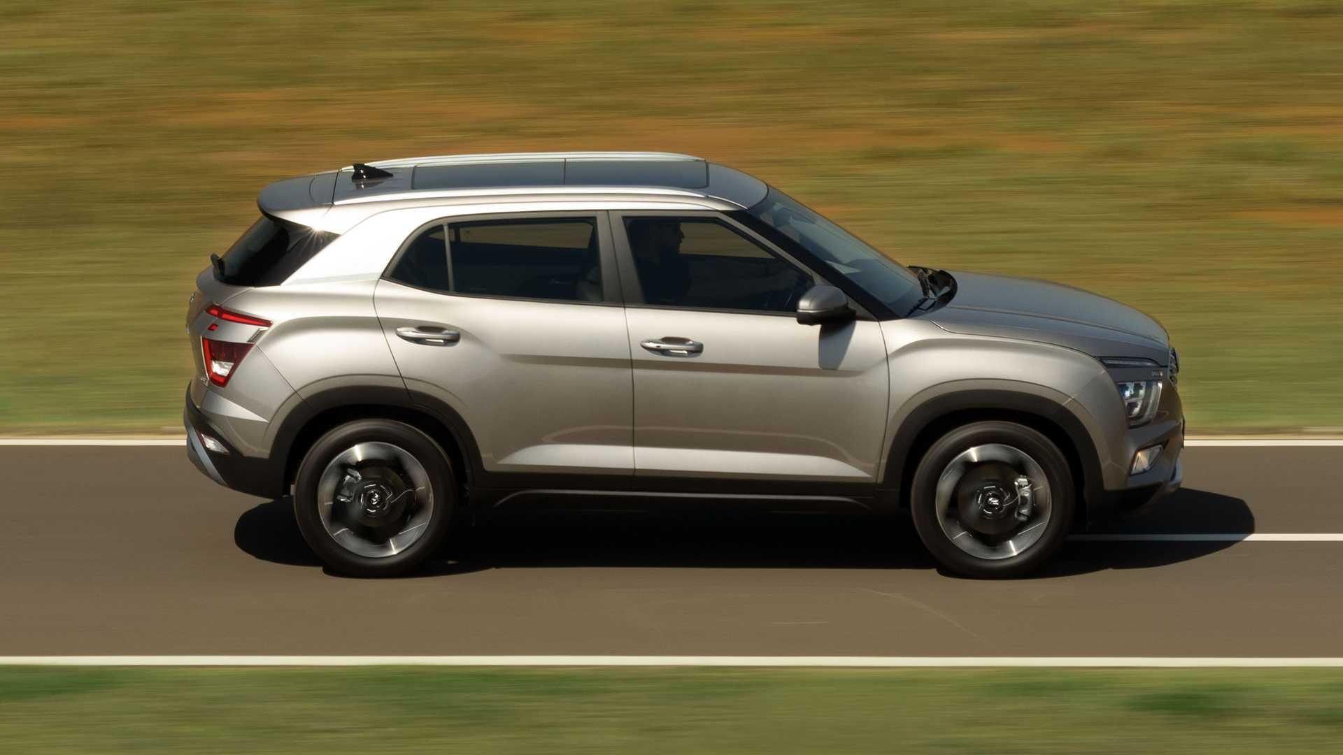 Nuevo Hyundai Creta 2022