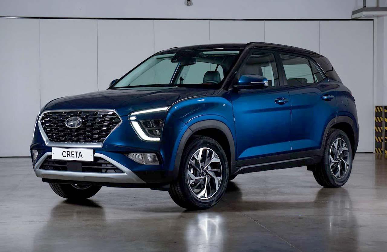 Hay un nuevo Hyundai Creta sudamericano