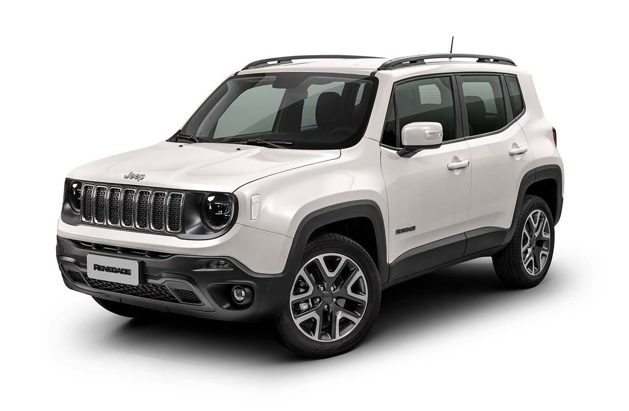 Jeep Renegade: motor 1.0 turbo y nuevo sistema 4×4