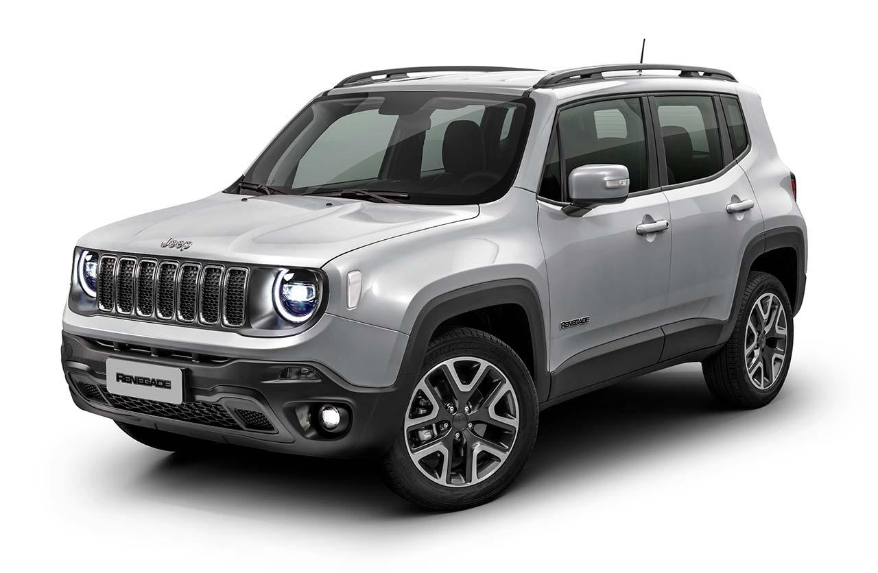 El Jeep Renegade es el SUV más vendido de Argentina