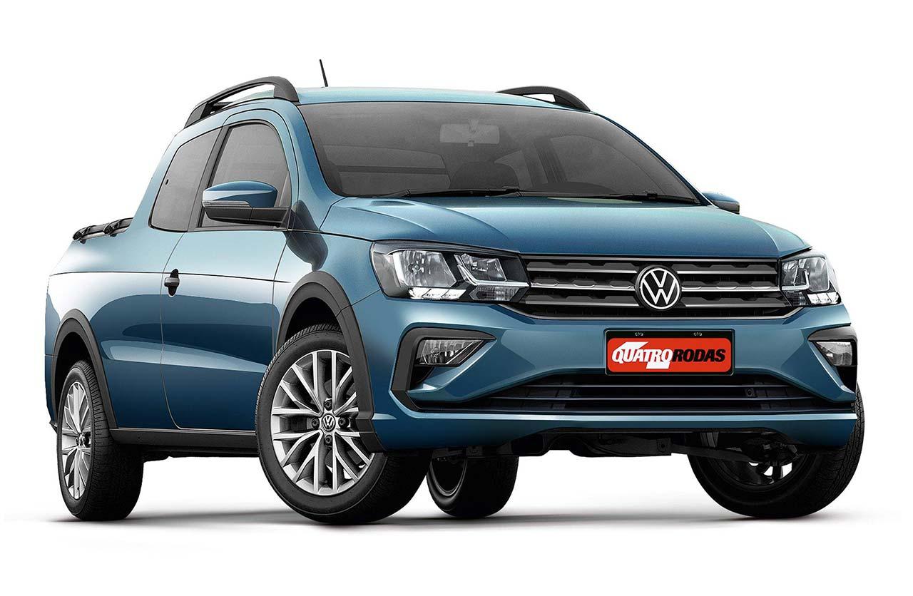 Así sería la evolución de la Volkswagen Saveiro