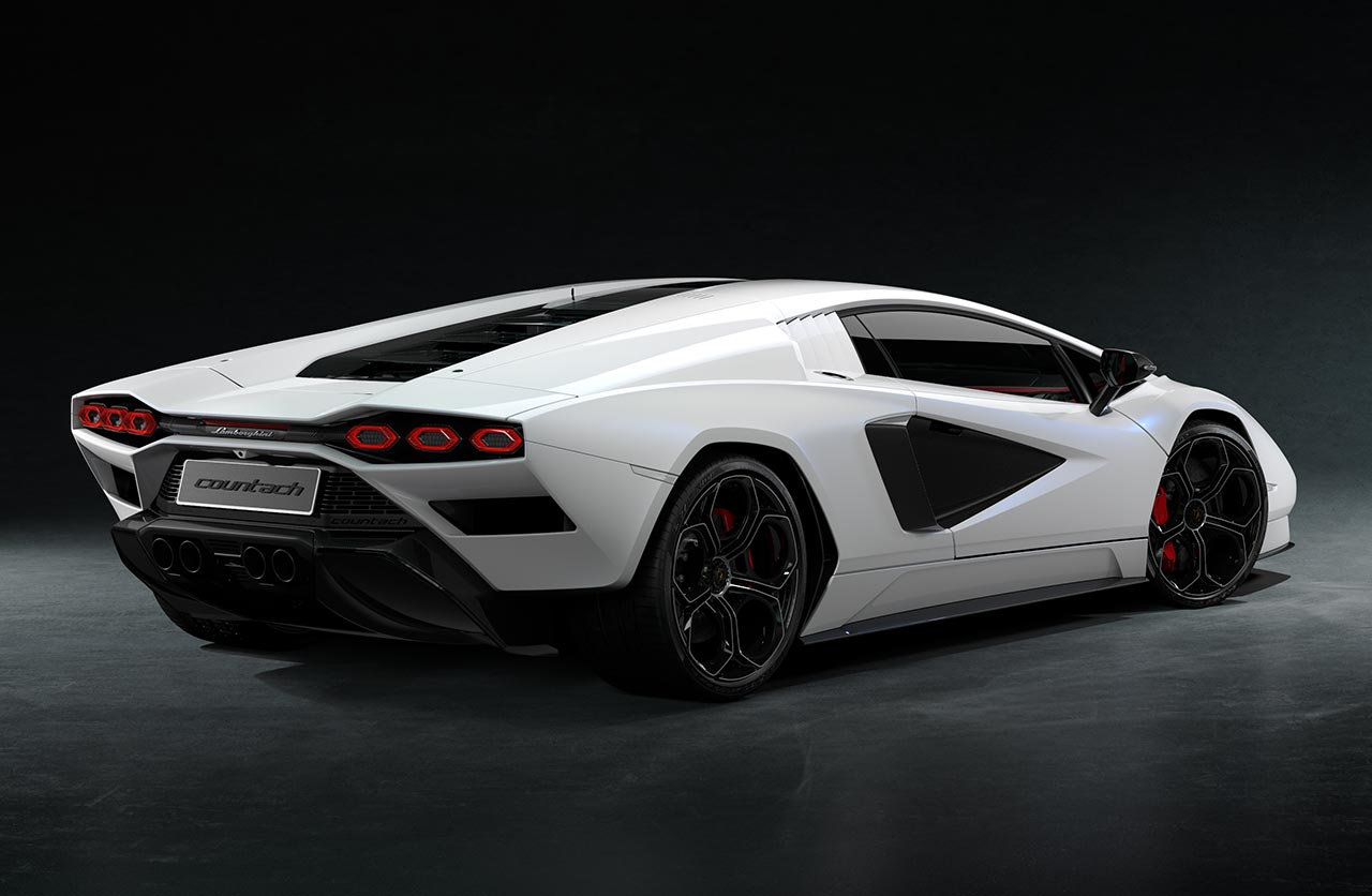 Nuevo Lamborghini Countach