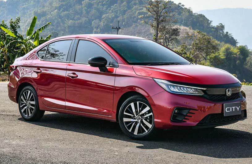 El nuevo Honda City estrenará motor