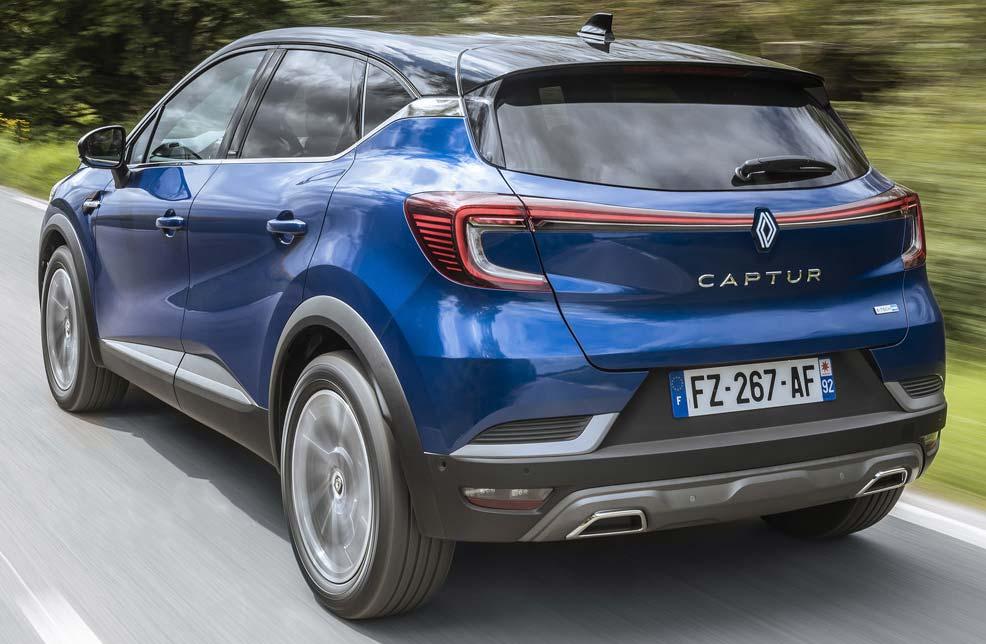 "Anticipan la futura ""cara"" del Renault Captur"